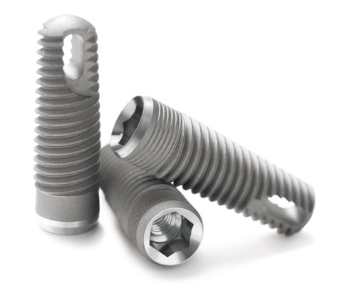 Zimmer- Tapered Screw-Vent Implant System