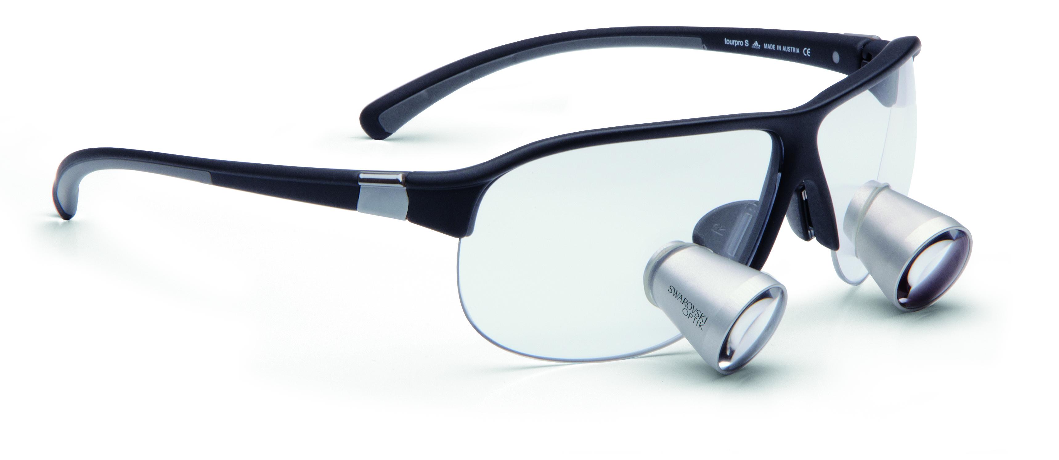 Увеличителни очила Starmed Swarovski Optik
