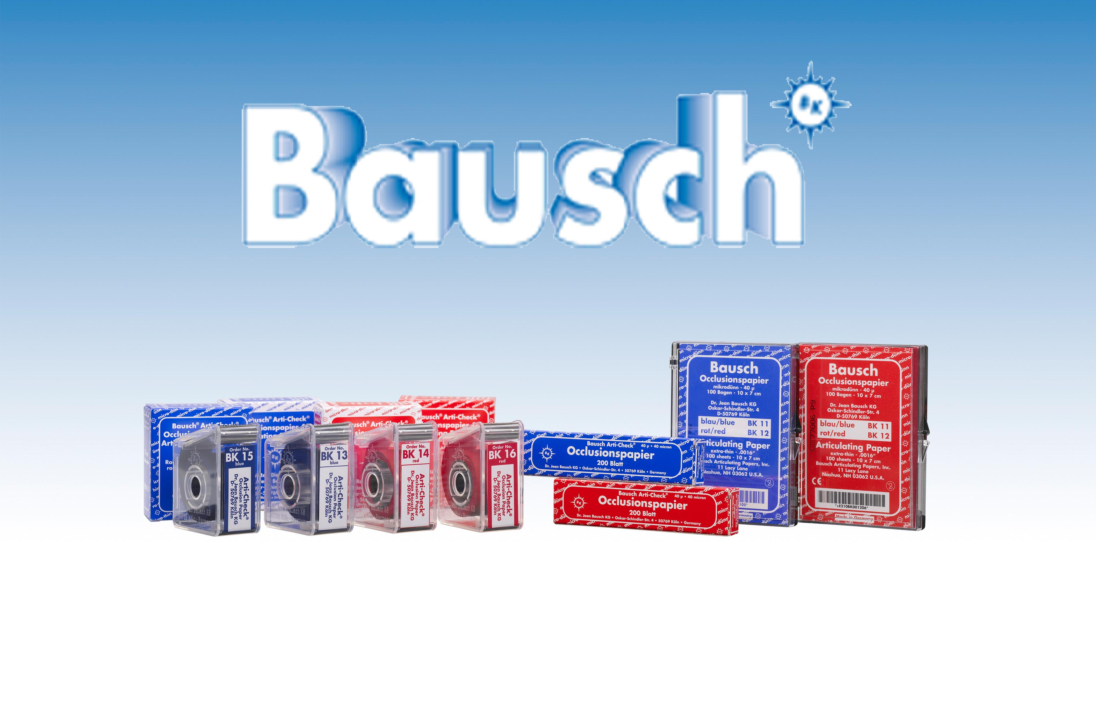 Артикулационна хартия - Bausch