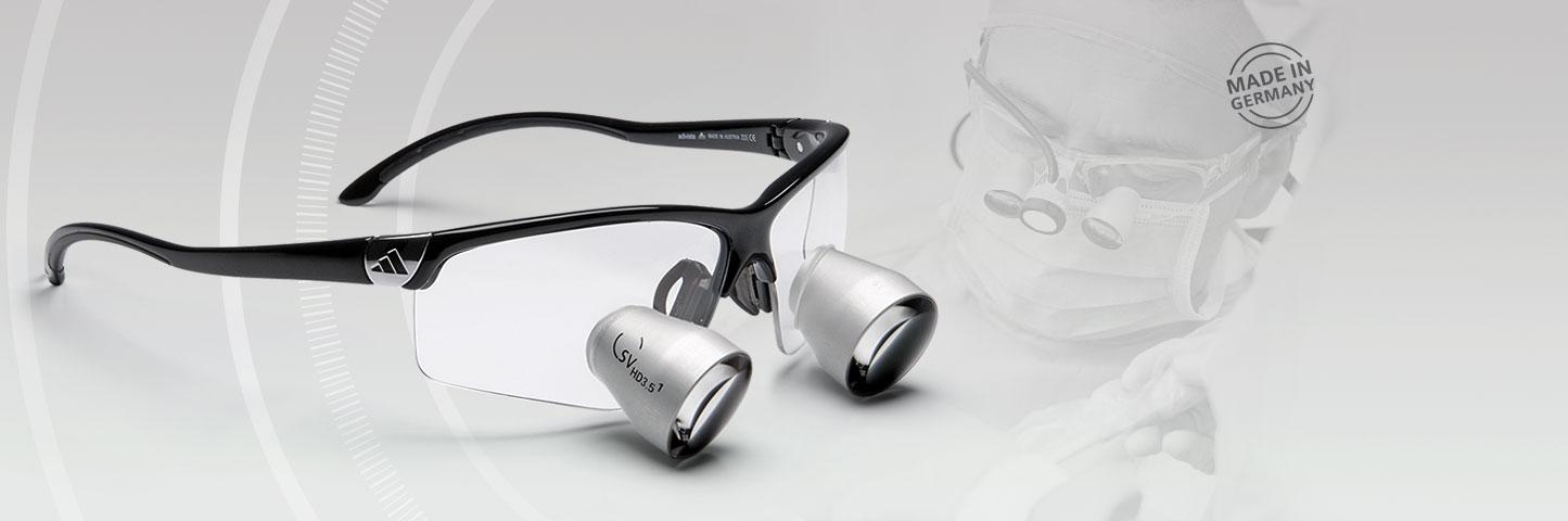 Увеличителни очила Starmed