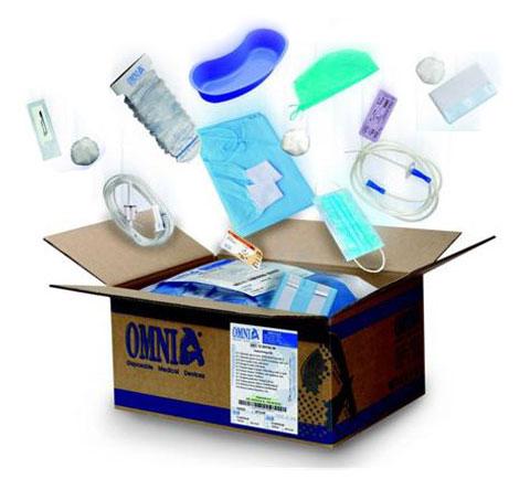 Хигиенни материали - OMNIA
